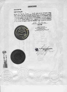 apostille in  illinois