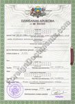 Certified translation of birth certificate issued in Latvia