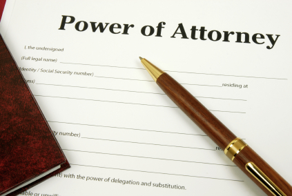 Power of Attorney Form for Russia and Ukraine