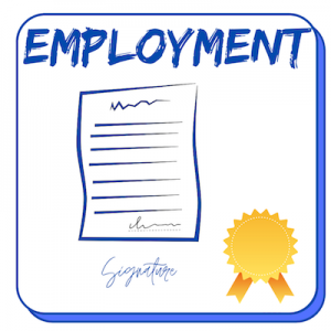 Employment Records Book Translation from Russian