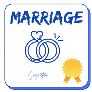 Marriage Certificate Translation from Russian