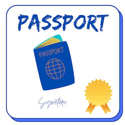 Passport Translation from Russian